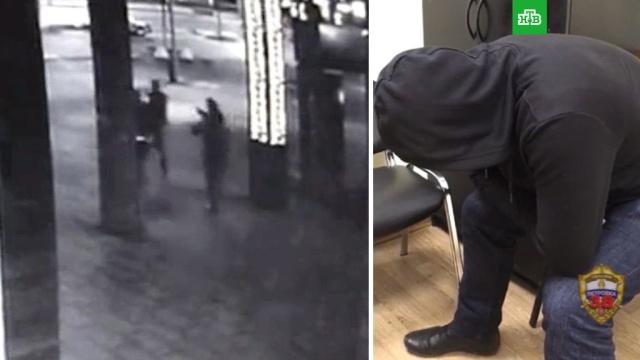 На Арбате охранник подстрелил клиента ночного клуба.ночные клубы, стрельба.НТВ.Ru: новости, видео, программы телеканала НТВ