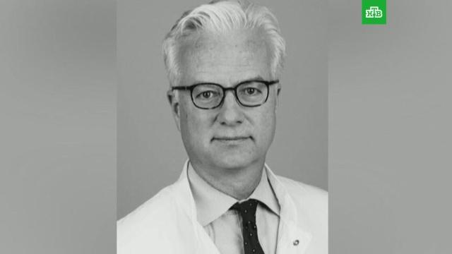 Сына экс-президента Германии зарезали на лекции в частной клинике.В Германской столице убит 59-летний Фриц фон Вайцзеккер, сын бывшего президента ФРГ Рихарда фон Вайцзеккера. Его зарезали во время лекции, которую он читал в частной клинике Schlosspark.больницы, Германия, нападения, убийства и покушения.НТВ.Ru: новости, видео, программы телеканала НТВ