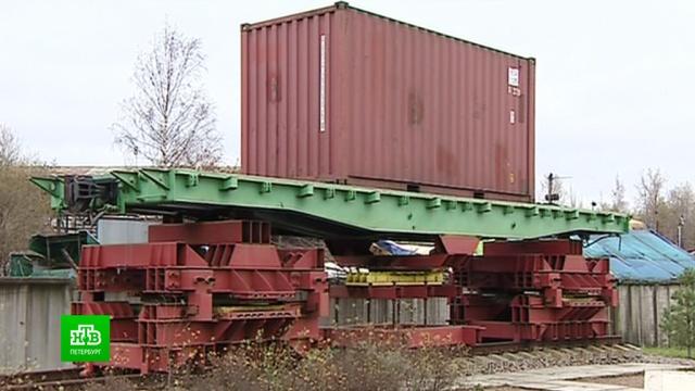В Петербурге простаивает опытный образец вагона на магнитной подушке.Санкт-Петербург, железные дороги, изобретения, поезда, технологии.НТВ.Ru: новости, видео, программы телеканала НТВ