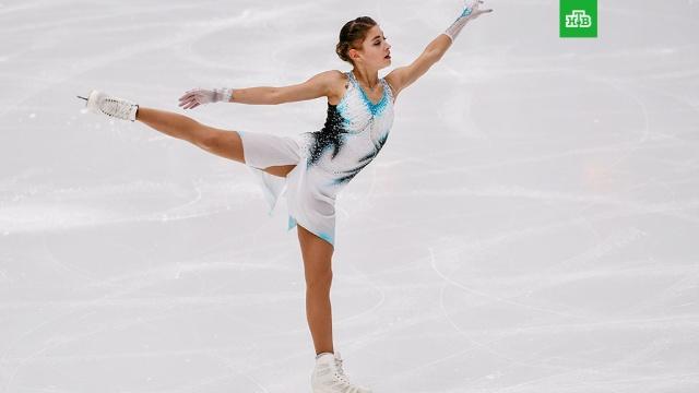 Косторная установила мировой рекорд на этапе Гран-при в Японии.Россиянка Алёна Косторная лидирует после короткой программы на заключительном этапе серии Гран-при Международного союза конькобежцев в японском Саппоро.Япония, рекорды, спорт, фигурное катание.НТВ.Ru: новости, видео, программы телеканала НТВ