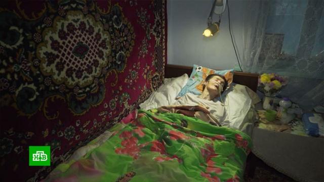 Впавшую в кому крымчанку не могут вылечить из-за просроченного паспорта.Крым, болезни, больницы.НТВ.Ru: новости, видео, программы телеканала НТВ