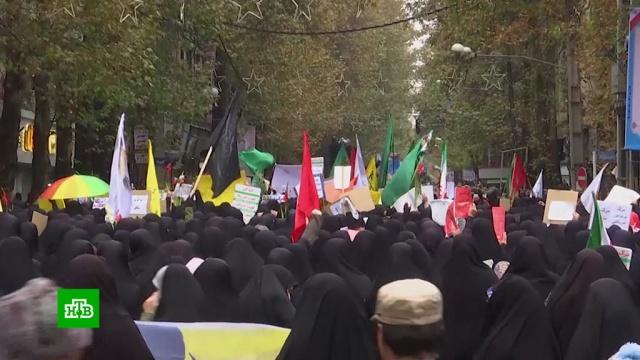 Госдеп США призвал протестующих в Иране присылать «свидетельства жестокости режима».Иран, США, санкции.НТВ.Ru: новости, видео, программы телеканала НТВ