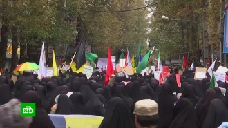 Госдеп США призвал протестующих в Иране присылать «свидетельства жестокости режима»