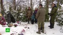 Новгородские поисковики восстанавливают детали подвига шести бойцов Красной армии