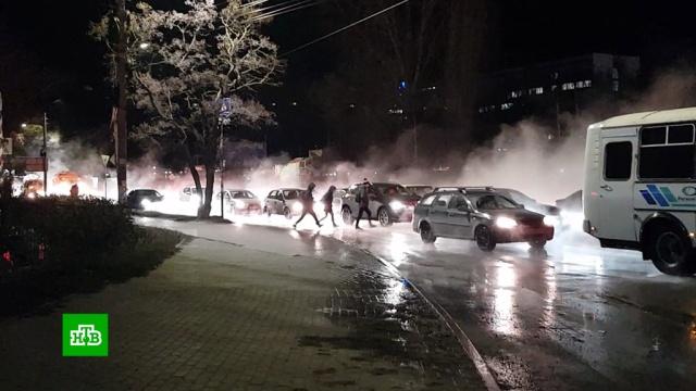 Десятки тысяч жителей Курска остались без отопления в мороз.Курск, аварии в ЖКХ.НТВ.Ru: новости, видео, программы телеканала НТВ