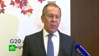 Лавров озвучил главное условие заключения мирного договора сЯпонией