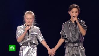 Российские участники «Детского Евровидения» готовятся крешающему выступлению