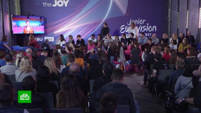 Жюри выставило оценки участникам «Детского Евровидения».дети и подростки, Евровидение, музыка и музыканты, фестивали и конкурсы.НТВ.Ru: новости, видео, программы телеканала НТВ