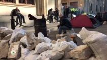 Баррикады из песка имусора: чего добивается грузинская оппозиция