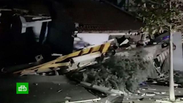 Мощное землетрясение вАлбании: 4человека погибли иболее 150ранены.Балканы, землетрясения, стихийные бедствия.НТВ.Ru: новости, видео, программы телеканала НТВ