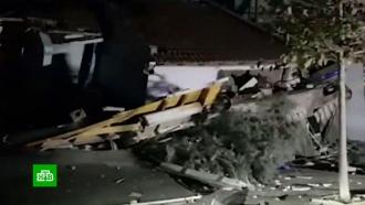 Мощное землетрясение вАлбании: 4человека погибли иболее 150ранены
