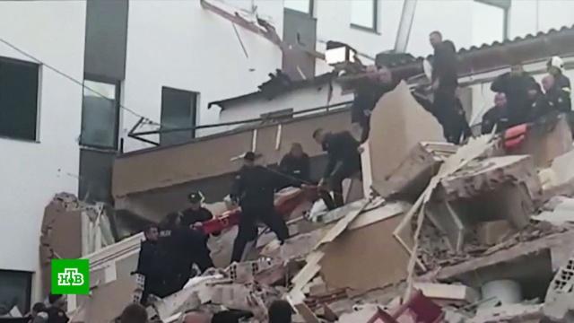 До 300человек выросло число пострадавших при землетрясении вАлбании.Балканы, землетрясения, стихийные бедствия.НТВ.Ru: новости, видео, программы телеканала НТВ