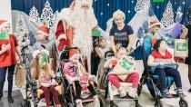 Путешествие Деда Мороза — 2019: праздник в Тюмени.НТВ.Ru: новости, видео, программы телеканала НТВ