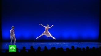Балетная прима показала Петербургу «Чистый танец»