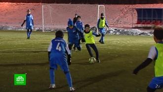 «Зенит 84» несколько лет добивается футбольного поля