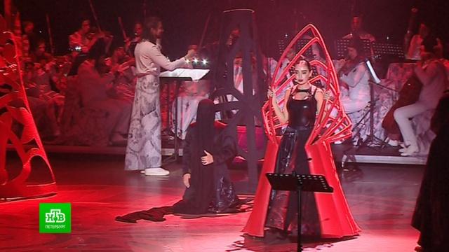 ВПетербурге «Кармен» превратили сразу вбалет, оперу идраму.Санкт-Петербург, театр.НТВ.Ru: новости, видео, программы телеканала НТВ