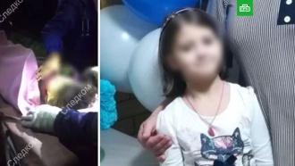Сосед изнасиловал и бросил умирать в туалете 9-летнюю девочку