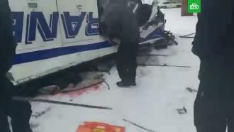Автокатастрофа с19погибшими вЗабайкалье