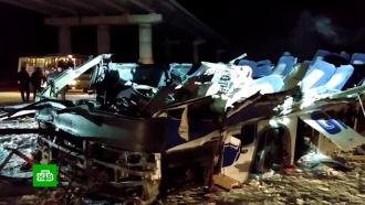Траур по погибшим при крушении автобуса объявили вЗабайкалье