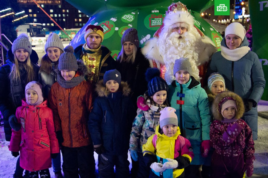 Путешествие Деда Мороза— 2019: праздник вПерми.НТВ.Ru: новости, видео, программы телеканала НТВ