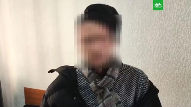 СК опубликовал видео задержания по делу о религиозном убийстве мальчика.Екатеринбург, дети и подростки, секты, убийства и покушения, аресты.НТВ.Ru: новости, видео, программы телеканала НТВ