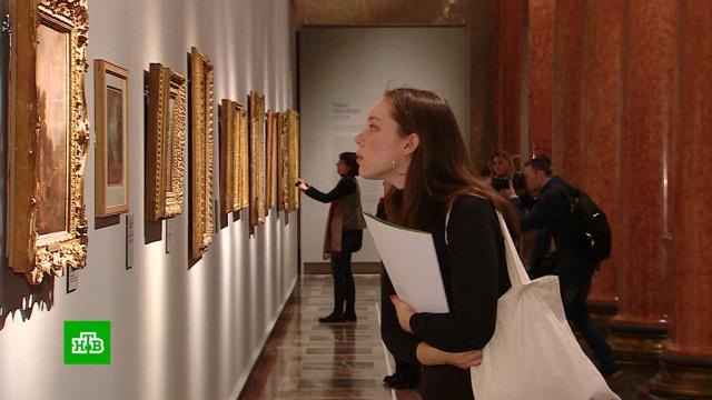 ВМоскву впервые привезли работы одного из самых ярких английских художниковXVIII века.Великобритания, Москва, выставки и музеи, живопись и художники, искусство.НТВ.Ru: новости, видео, программы телеканала НТВ