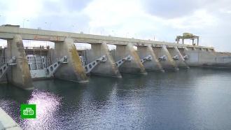 ВСирии восстанавливают стратегически важную ГЭС