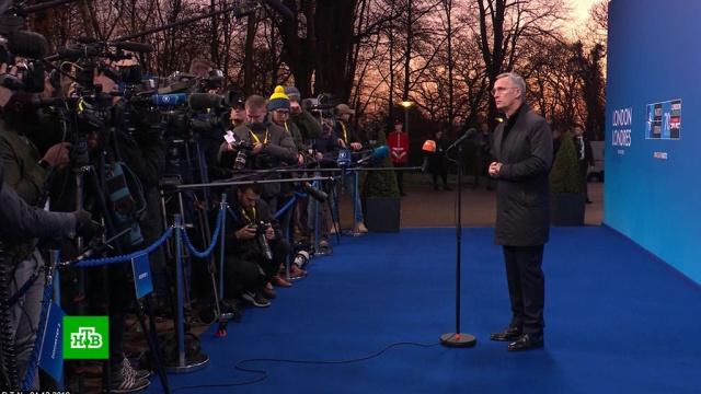 Генсек НАТО назвал альянс самым успешным в истории.Макрон, НАТО.НТВ.Ru: новости, видео, программы телеканала НТВ