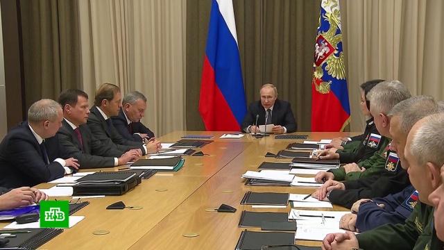 Путин: США планируют боевые операции в космосе.Путин, США, Сочи, армия и флот РФ, вооружение, космос, технологии.НТВ.Ru: новости, видео, программы телеканала НТВ