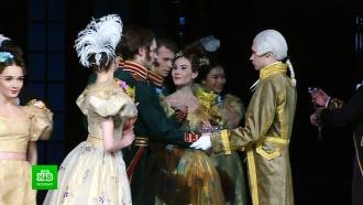 Петербург увидит «Пиковую даму» на пуантах