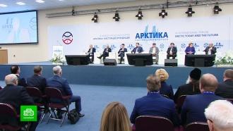 В Петербурге обсуждают будущее Арктики