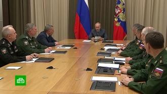 Путин: Россия готова продлить <nobr>СНВ-3</nobr> без всяких условий