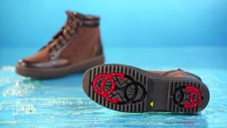 Скобки, пластыри ишипы: как сделать обувь нескользящей
