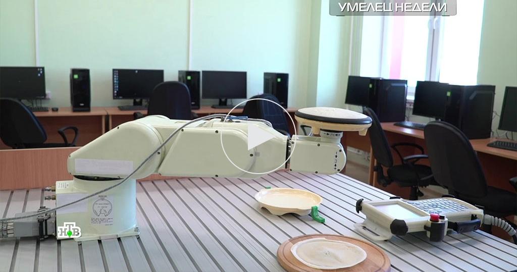 Технологичный блин не комом: <nobr>робот-блинопек</nobr> умельца из Белоруссии
