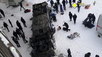 Автокатастрофа вЗабайкалье: что моглобы спасти жизни 19человек
