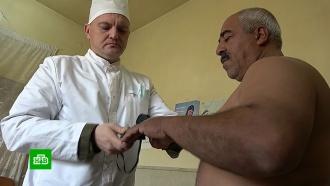 «Медицинский спецназ» из России начал работу в Сирии