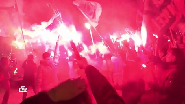 На Майдан против Зеленского собирают убийц из нацбатов.Украина, митинги и протесты.НТВ.Ru: новости, видео, программы телеканала НТВ