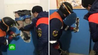 Россиянин упал с<nobr>10-го</nobr> этажа ввентиляционную шахту, пытаясь достать валенки