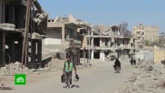 Жизнь на руинах: сирийская Ракка находится на грани гуманитарной катастрофы
