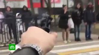 Житель Новороссийска обстрелял прохожих из игрушечного пистолета.НТВ.Ru: новости, видео, программы телеканала НТВ