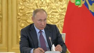 «Горящая тема»: Путин поддержал постепенный отказ от пластиковой посуды