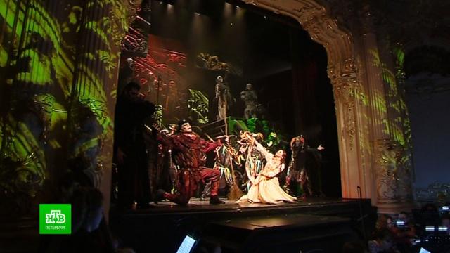 ВСанкт-Петербург опере возродили «Эсмеральду».Санкт-Петербург, театр.НТВ.Ru: новости, видео, программы телеканала НТВ