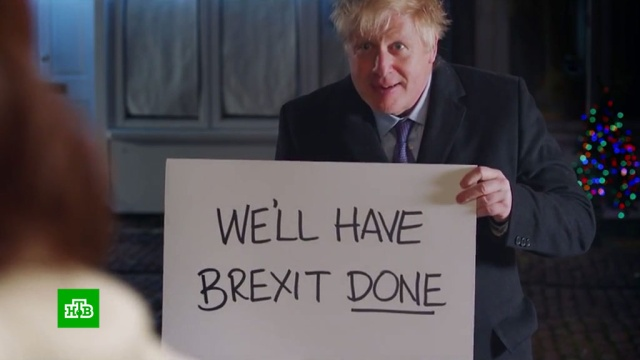 Борис Джонсон снялся вролике-пародии перед выборами.Великобритания, Джонсон Борис, выборы.НТВ.Ru: новости, видео, программы телеканала НТВ