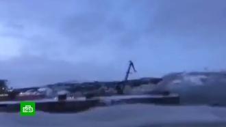 На «Адмирале Кузнецове» после пожара нашли погибшего офицера