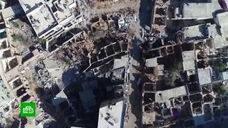 Минобороны: сирийские боевики готовят провокацию с химоружием