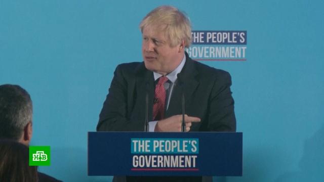 Почему британцы проголосовали за Джонсона иBrexit.Великобритания, Джонсон Борис, Европейский союз, выборы.НТВ.Ru: новости, видео, программы телеканала НТВ