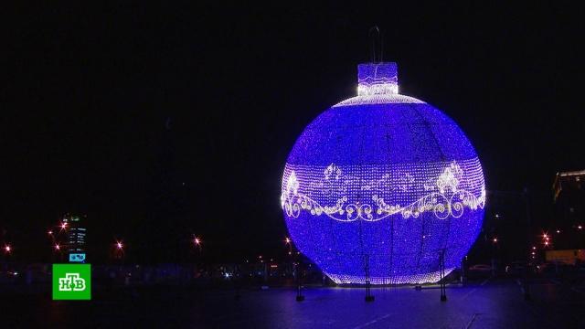 ВМоскве стартовал фестиваль «Путешествие вРождество».Москва, Новый год, Рождество.НТВ.Ru: новости, видео, программы телеканала НТВ