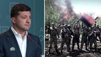Хозяева страны: почему Зеленский выступил против националистов