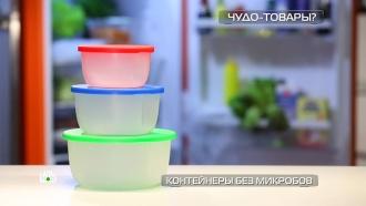 Антибактериальные контейнеры: как долго сохранят еду свежей