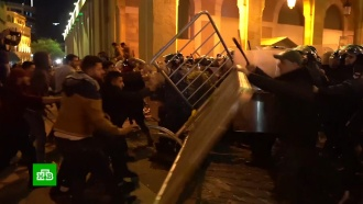 Радикалы попытались захватить парламент Ливана: более 50пострадавших
